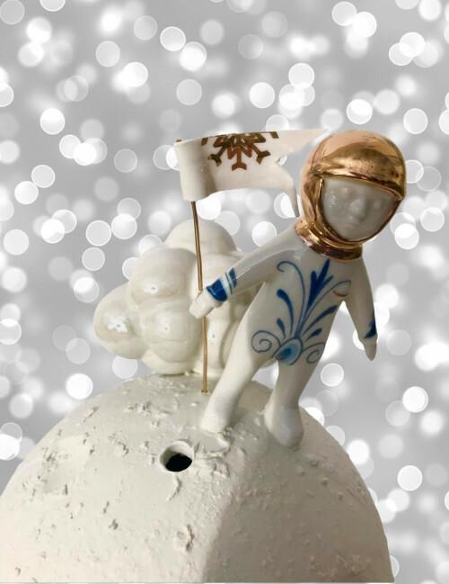 Lammers en Lammers Vaasje Walking on the Moon