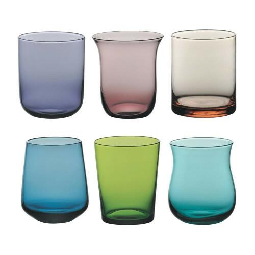 Bitossi Water glas set van 6 FC