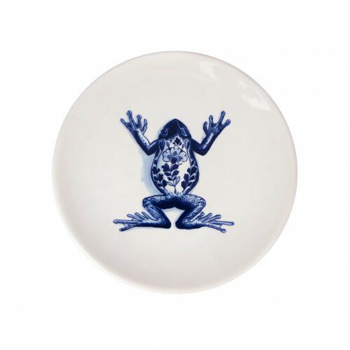 Royal Delft Wunderkammer Bord 20 cm Turtle