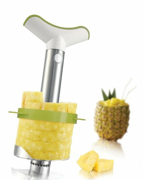 Vacu Vin Pineapple Slicer rvs