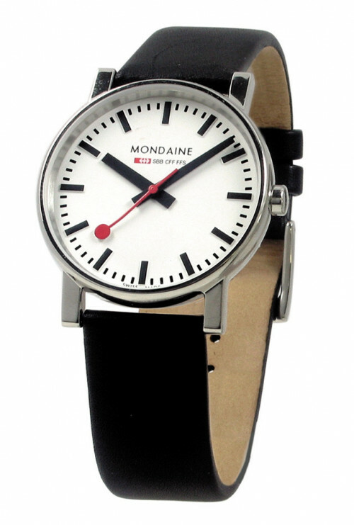 MONDAINE EVO GENTS 35 POLISHED
