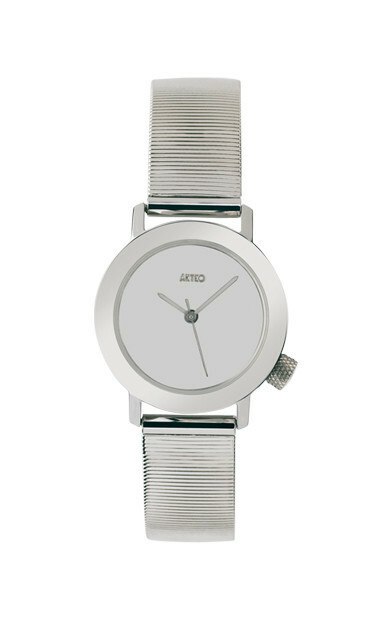 Akteo Horloge All Mirror Lady Metal