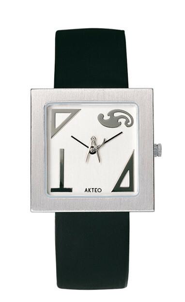 Akteo Horloge Architect Kubik