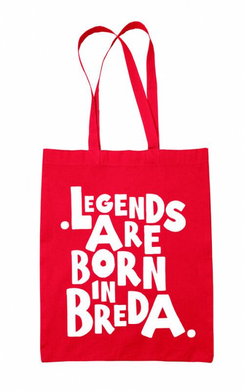 Tas Legends are Born in Breda Rood