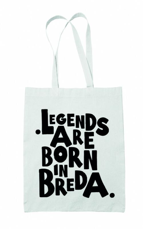 Tas Legends are Born in Breda Wit