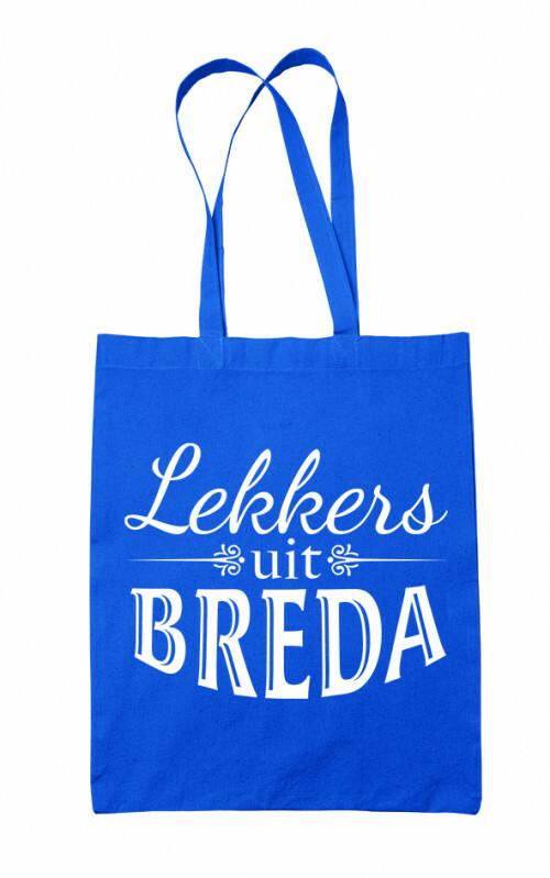 Tas Lekkers uit Breda Blauw