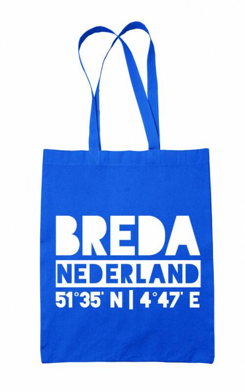 Tas Breda NL Co Blauw
