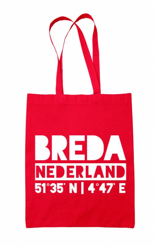Tas Breda NL Co Rood