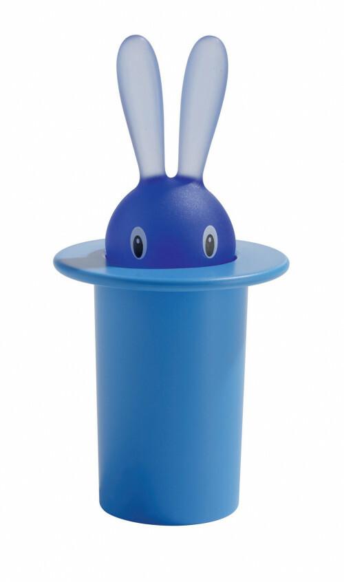 Alessi Bunny Tandenstoker Houder Blauw