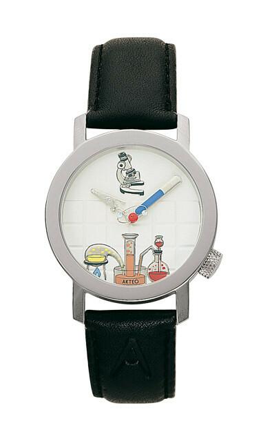 Akteo Horloge Chemicus
