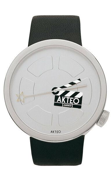 Akteo Horloge Cinema Clap 48