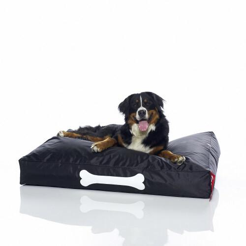 Fatboy Doggielounge Large Nylon Hondenkussen Zwart