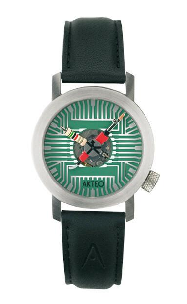 Akteo Horloge Electronica 02