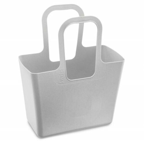 Koziol  tas XL licht grijs
