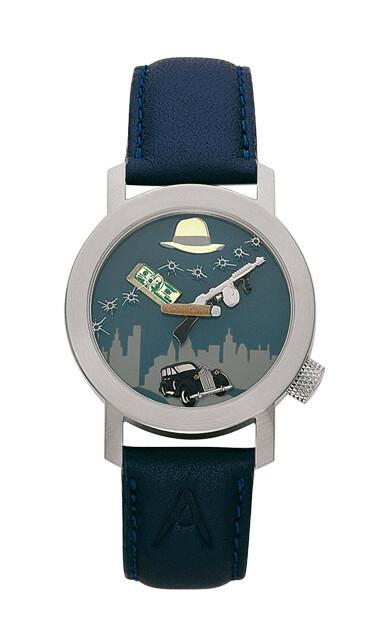 Akteo Horloge Gangster