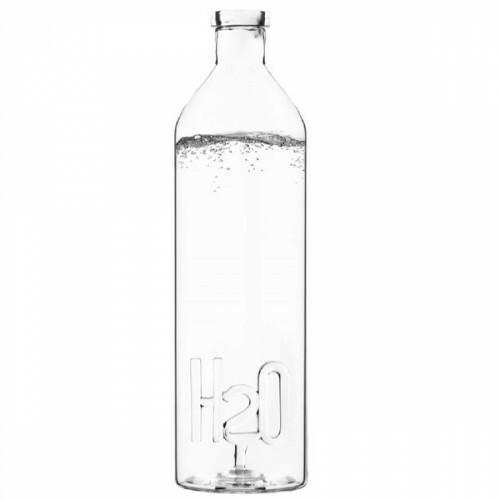 Karaf Waterfles H2O