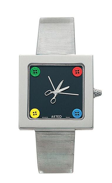 Akteo Horloge Hot Couture Kubik 1.2