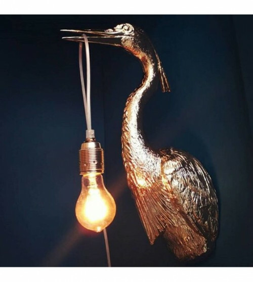 Jasmin Djerzic The Flying Dutchman Designlamp Gold