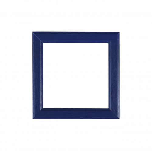 Royal Delft Wunderkammer Tegel Lijst Blauw