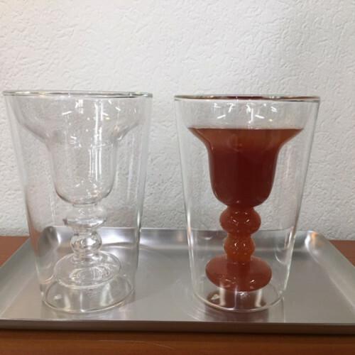 Bitossi DW Margarita glas set van 2 stuks