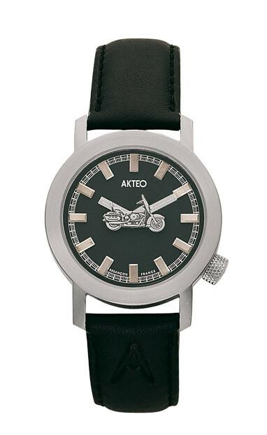 Akteo Horloge Motor Rijder