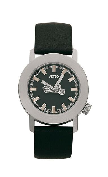 Akteo Horloge Motor Rijder Strongo