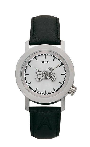 Akteo Horloge Motor Legende