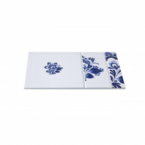 Royal Delft Blue D1653 Versatile Plain