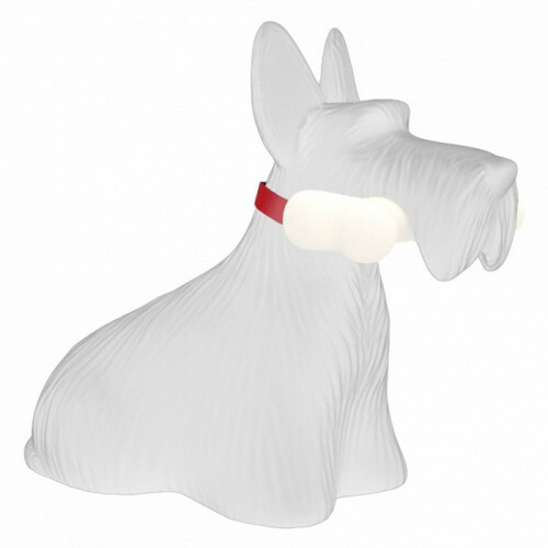 Qeeboo Scottie Lamp Wit