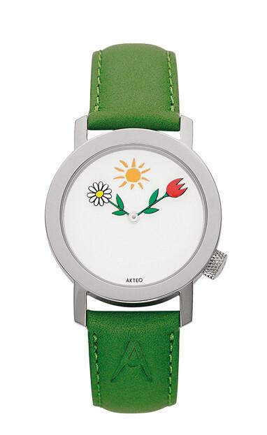 Akteo Horloge Lente