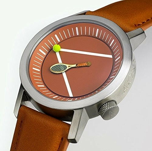 Akteo Horloge Tennis 01  42 mm