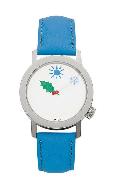 Akteo Horloge Winter