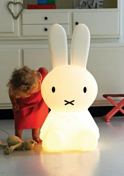 Mr Maria Nijntje Lamp XL Remote 80 cm