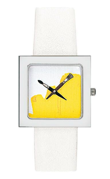Akteo Watch Paint Kubik Yellow-2