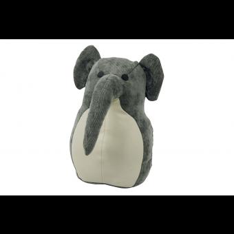Rocky Elephant Deurstopper Boekensteun