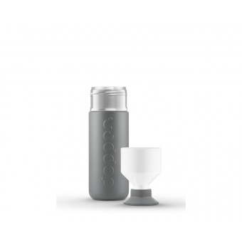 Dopper Insulated Thermos Fles Glacier Grey 580 ml
