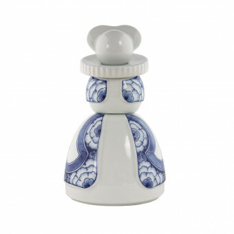 Delfts Blauw Proud Mary 05 Ribbon Flower