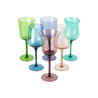 Bitossi Likeur of Grappa glas set van 6 FC