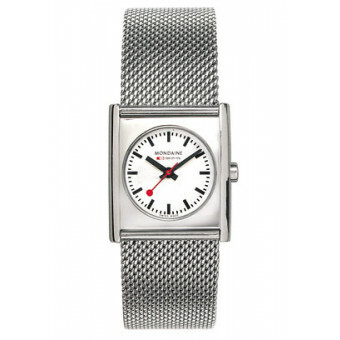 MONDAINE EVO CUBE 24/27 METAL BRUSHED