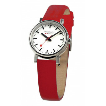 MONDAINE EVO LADIES 26 POLISHED RED