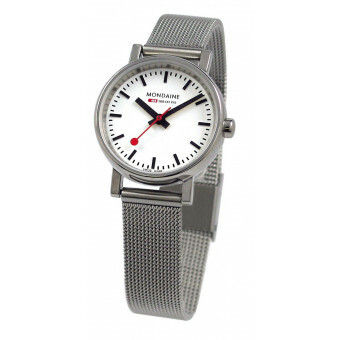 MONDAINE EVO LADIES 26 POLISHED METAL