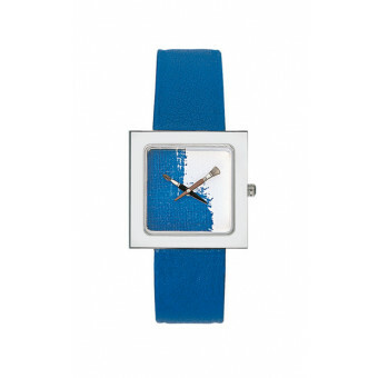 Akteo Watch Paint Kubik Lady Blue