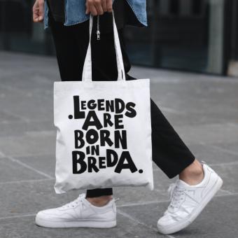 Tas Legends are Born in Breda Zwart