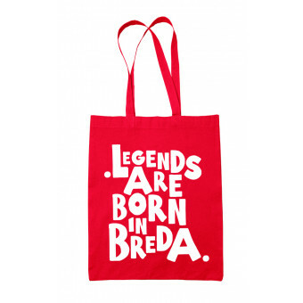 Tas Legends are Born in Breda Rood