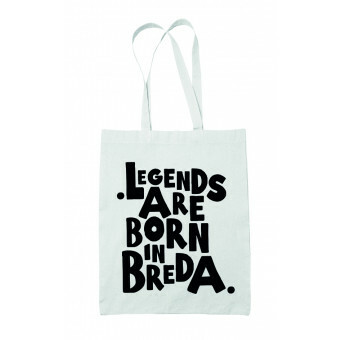 Tas Legends are Born in Breda Wit