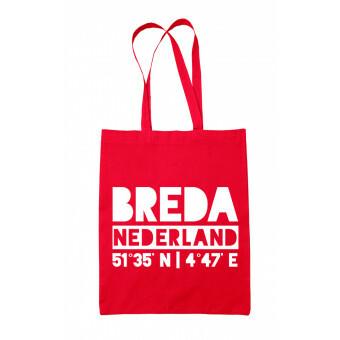 Tas Lekkers uit Breda Rood