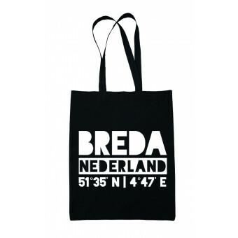 Tas Breda NL Co Zwart