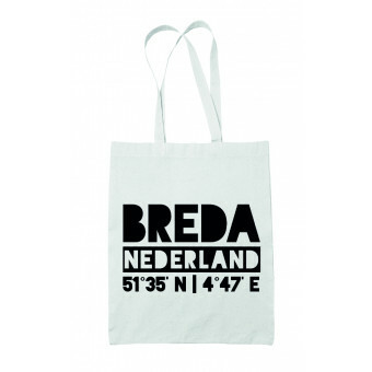 Tas Breda NL Co Wit