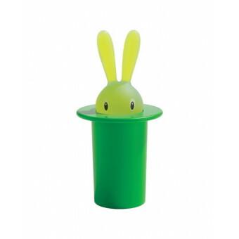 Alessi Bunny Tandenstoker Houder Groen