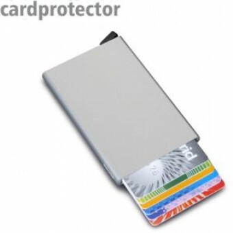 Secrid Cardprotector Creditcard Houder Aluminium Basic